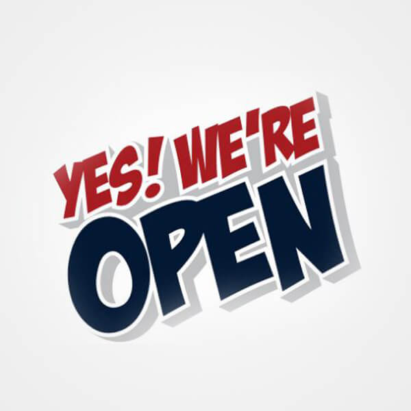 yes we are open-edit